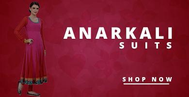 Anarkali-Kurtis