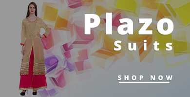 Plazo-Suits